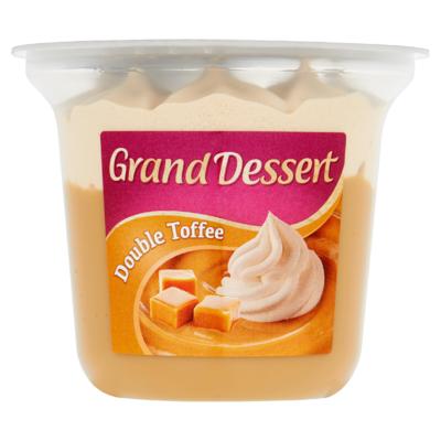 Ehrmann Grand dessert  toffee