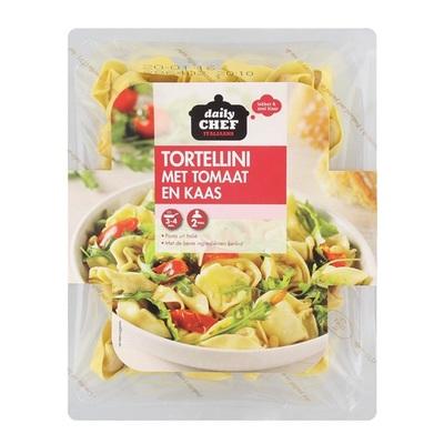 Huismerk Kant-en-Klaarmaaltijd Tortelini tomaat kaas