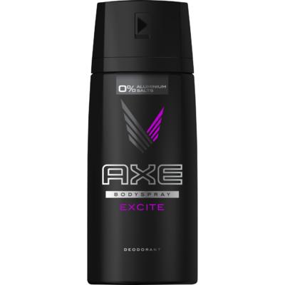AXE Deospray excite