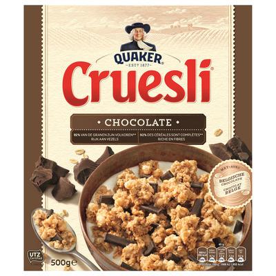 Quaker Cruesli chocolade
