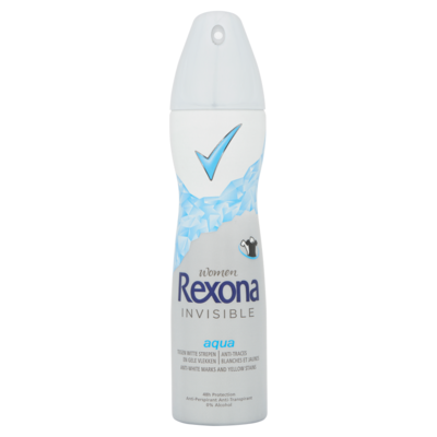 Rexona Deospray clear aqua