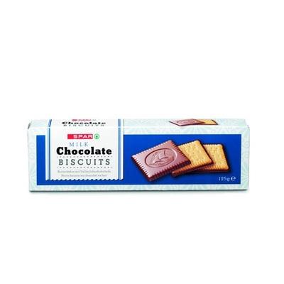 Huismerk Chocolade Biscuit Melk