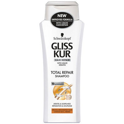 Gliss Kur Deep repair shampoo