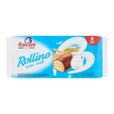 Balconi Rollino Milk Snack Cakes
