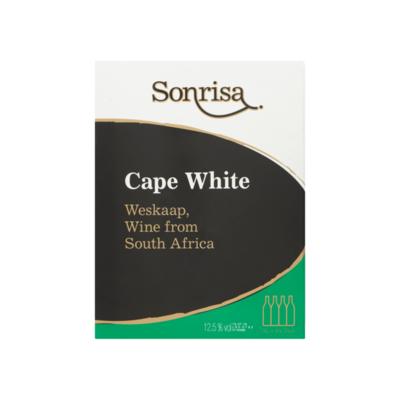 Sonrisa Cape White