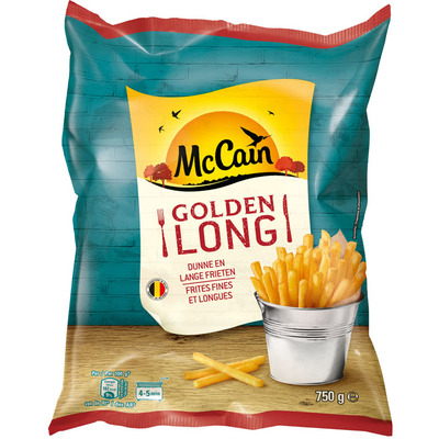 McCain Golden long frites