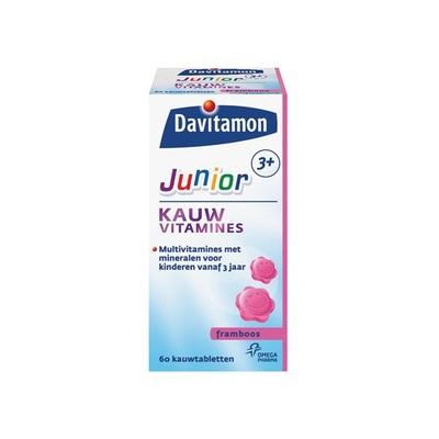 Davitamon Kauwtabletten Framboos