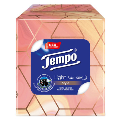 Tempo Light tissues