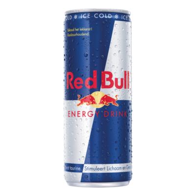 Red Bull Energy Drink Gekoeld