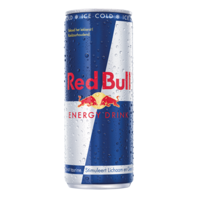 Red Bull Energy Drink Gekoeld