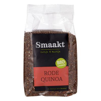 Smaakt Bio Quinoa Tricolore met Zeewier