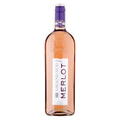 Grand Sud Merlot Rosé Droge Wijn