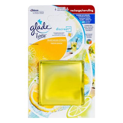 Glade Discreet navulling fresh lemon