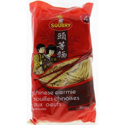 Soubry Chinese eiermie