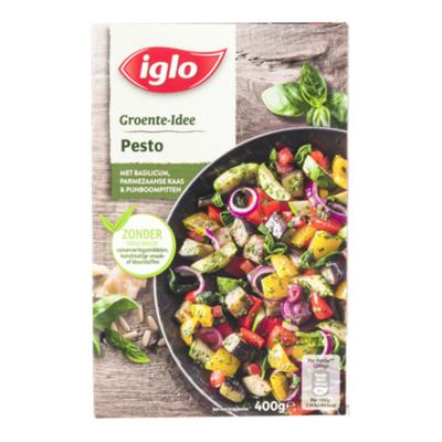 Iglo Groente-idee Pesto