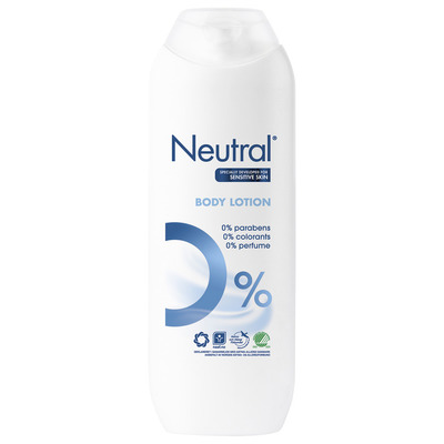 Neutral Bodylotion parfumvrij
