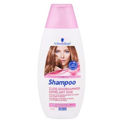 Schwarzkopf Shampoo Zijde-Doorkammer