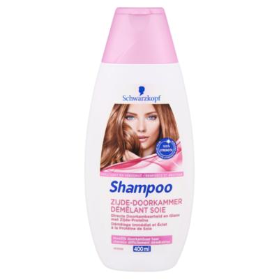 Schwarzkopf Zijde-Doorkammer Shampoo