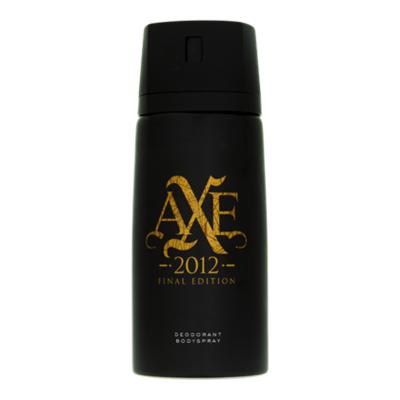 Axe Deodorant Spray 2012 Final Edition