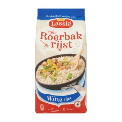 Lassie Rijke Roerbak Witte Rijst