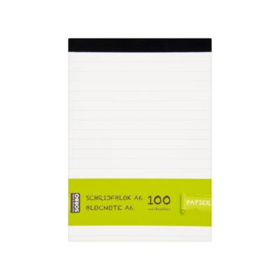 Sorbo Schrijfblok A6 100 Vellen