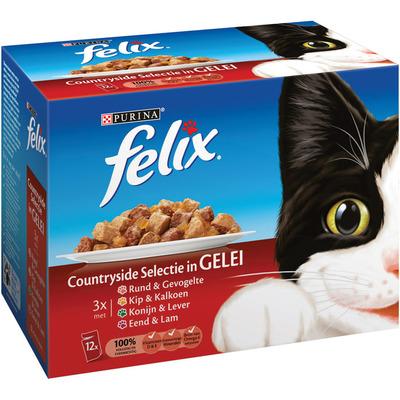 Felix Countryside selectie in gelei