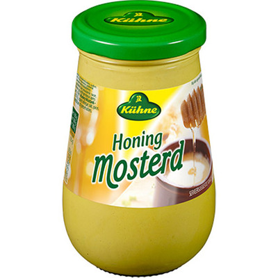 Kuhne Honing mosterd