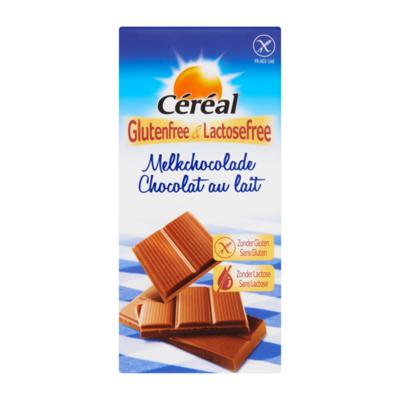 Céréal Glutenfree & Lactosefree Melkchocolade