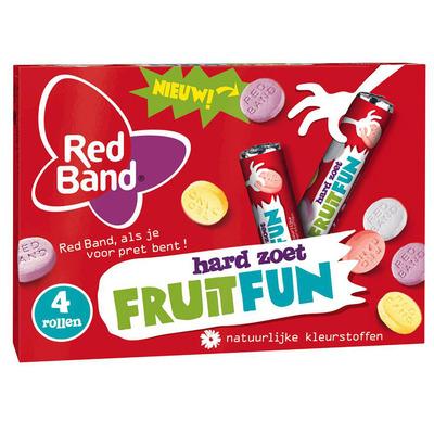 Red Band Fruit fun