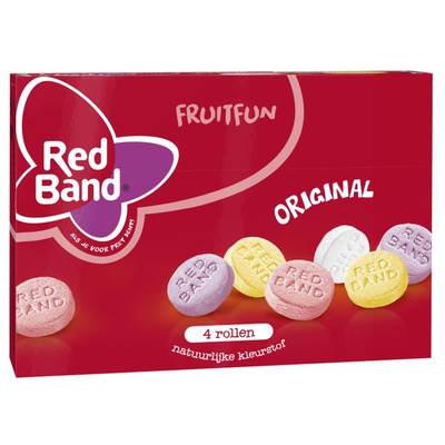 Red Band Fruit fun