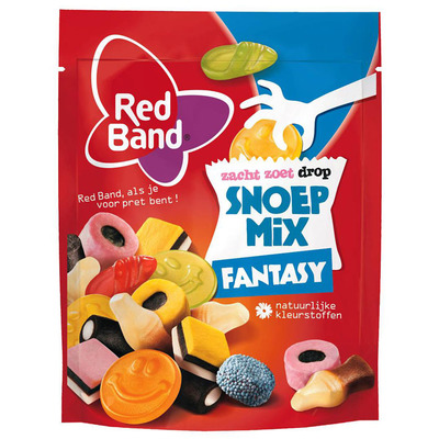 Red Band Snoepmix fantasy
