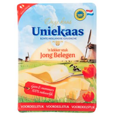 Uniekaas Jong belegen kaas voordeelstuk 48+