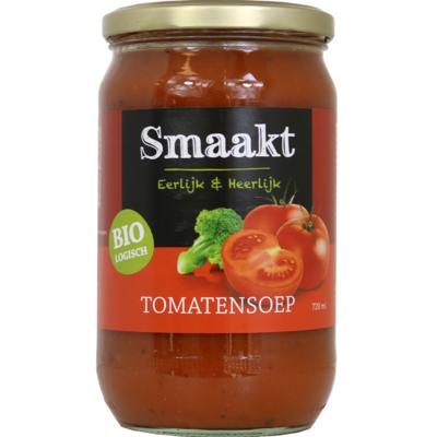 Smaakt Tomatensoep
