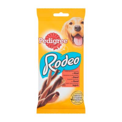 Pedigree Rodeo met Rundvlees 8 Stuks