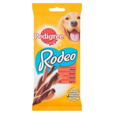 Pedigree Snacks rodeo rund 8 stuks