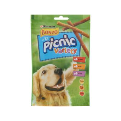 Bonzo Picnic Variety 12 Stuks