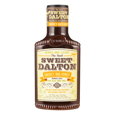 Remia Sweet Dalton smokey bbq honey