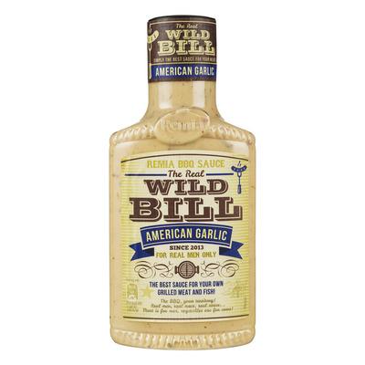 Remia Wild Bill American garlic