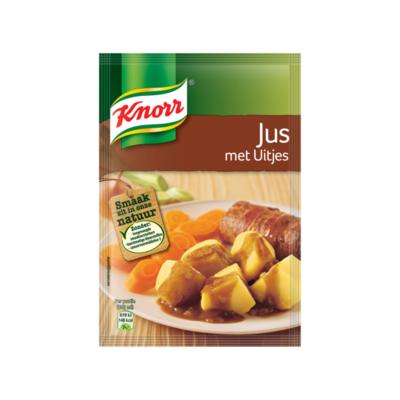 Knorr Mix Vleesjus met Uitjes