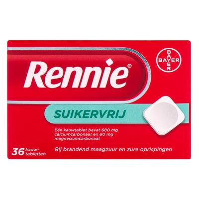 Rennie Kauwtabletten suikervrij