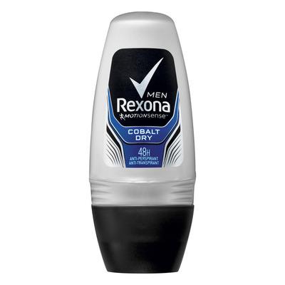 Rexona Deodorant roller men dry cobalt