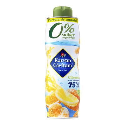 Karvan Cévitam Citrus mix 0%