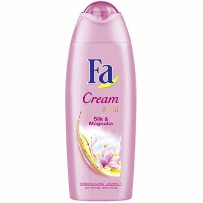 Fa Bad Cream & Oil Silk Magnoli