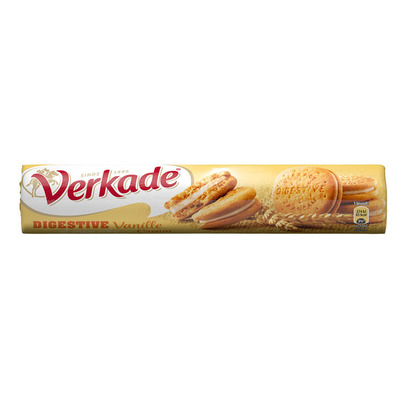 Verkade Digestive vanille cream