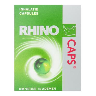 Rhinocaps Inhalatiecapsules