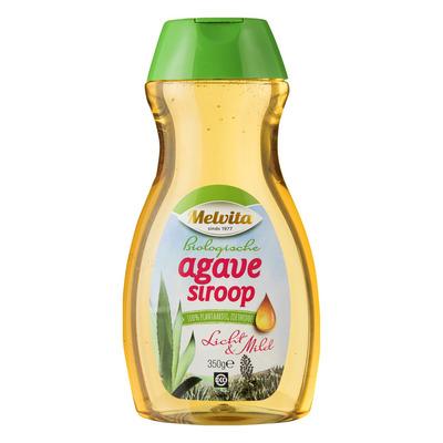 Melvita Biologische agave siroop licht&mild