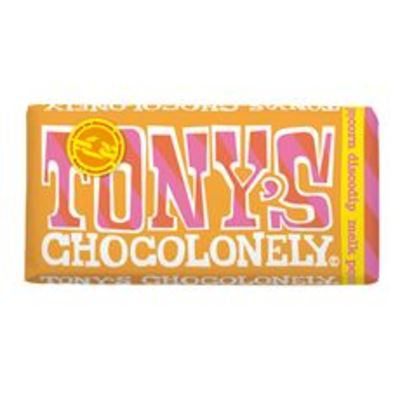 Tony's Chocolonely puur 180 gram