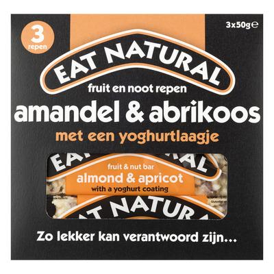 Eat Natural Fruit en noot repen amandel-abrikoos