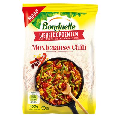 Bonduelle Wereldgroente Mexican chili