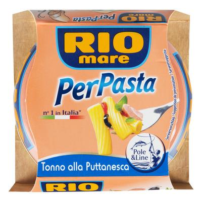 Rio Mare Tonno per pasta alla puttanesca